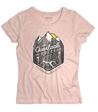 Women's Overlook Hotel Inspired Shining Jack Nicholson Kubrick T-Shirt