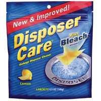 DISPOSER CARE DP06N-PB Garbage Disposer Cleaner,4.9 oz.