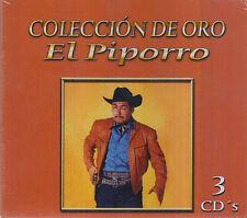 CD - El Piporro NEW Tesoro De Coleccion 3 CD's FAST SHIPPING !