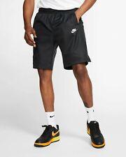 Nike Shiny Nylon Glanz Ripstop Shorts Gay interest. Black Medium