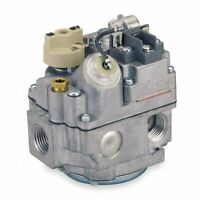 Robertshaw 700-506 Gas Valve, Natural Gas, Standing Pilot, 750 Mv, 3.5 In Wc