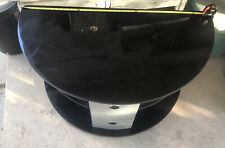 Used Tv Stand Console Glass Black Top 40�x22�x22 3/4�