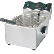 Adcraft DF-6L, Single Tank Deep Fryer