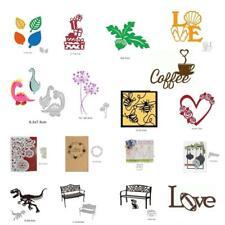 Love Metal Cutting Dies Stencil Scrapbooking DIY Album Stamp Paper Embossing