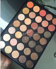 35 SHIMMER Neutral Colour Eyeshadow BEST MORPHE 350S Palette Dupe UK SELLER