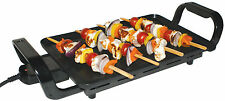 Portable, Camping, Travel & Home Double Non Stick Cooking Hot Plate Stove Grill
