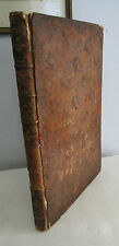 1755 ARCHITECTURE ITALIENNE Palaces & Buildings of Genoa, Rubens Plates, Rare