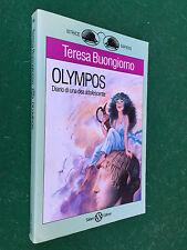Teresa BUONGIORNO - OLYMPOS Diario di una Dea , Salani (1995) Libro ill. Nidasio