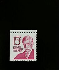 1965 15c Oliver Wendell Holmes, Booklet Single Scott 1288b Mint F/VF NH