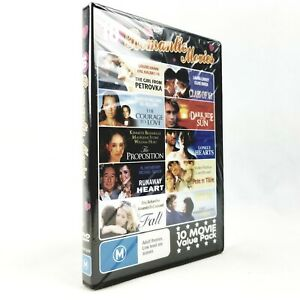 10 Romance Movies DVD Goldie Hawn Clive Owen Anthony Hopkins Brad Pitt NEW