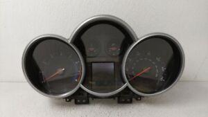 2011-2011 Chevrolet Cruze Speedometer Instrument Cluster Gauges 87296