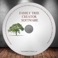 Family Tree Generator Creator Software - Genealogy Maker Software