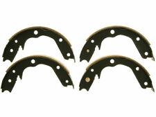 For 1998-2000 Isuzu Amigo Brake Shoe Set Rear Wagner 19575BG 1999 4WD