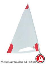 Ventoz Laser MK2 Radial Segel (7.1 m2)