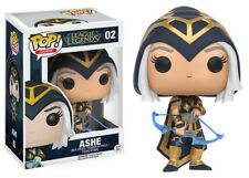 Funko - POP Games: League of Legends - Ashe #02 Vinyl Action Figure New In Box