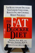 The Fat Blocker Diet by Arnold Fox and Brenda D. Adderly (1998, Paperback)