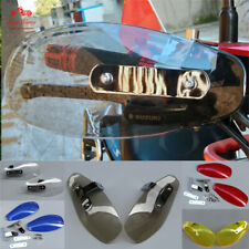 Hand Guards Protector Cold Wind Deflectors Windshield For Universal Motorcycle