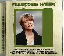 """FRANÇOISE HARDY - RARE CD """"LES INOUBLIABLES"""""""