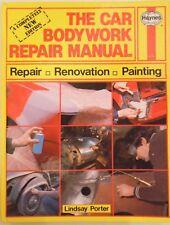Haynes-il manuale di riparazione carrozzeria dell'auto, Lindsay Porter, 1990 RISTAMPA.
