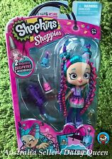 New Shopkins Shoppies Doll Polli Polish | Daisy Petals Cocolette Lucy Smoothie