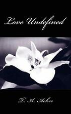 Love Undefined.New 9781438928883 Fast Free Shipping< 