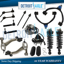 New 16pc Complete Front Suspension Kit for Ford Crown Victoria and Grand Marquis