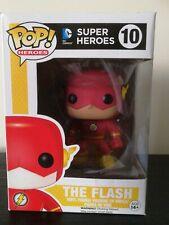 Pop! The Flash # 10 DC Comics - Vinyl Bobble Head