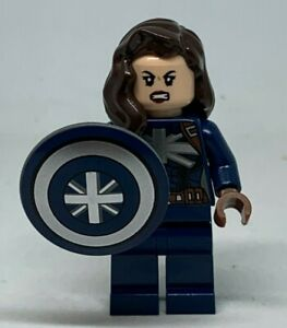 New Official LEGO Minifigure - Captain Carter - [76201] Marvel What If...?