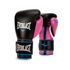 Everlast P00000745 Women's 12 Ounce Powerlock Hook & Loop Training Gloves, Pink