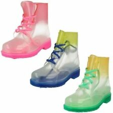 Scarpe di gomma con lacci per bambine dai 2 ai 16 anni