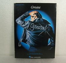 Grease, 1984 Songbook, Tommy Tune, Megan Mullally, Jacobs Casey, 15 Songs