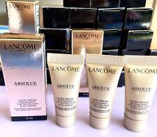3xLancôme Absolue The Revitalizing Oleo-Serum Total 0.5 oz / 15 ml - New In Box