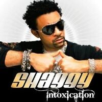 """SHAGGY """"INTOXICATION (SPECIAL EDITION)"""" CD NEW+"""