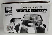 Little Giant Aliminum Trestle Brackets 56212 Climb On