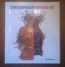 CONTEMPORARY KOREAN ART sculpture installation painting modernism realist (2001)