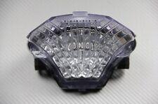 Feu arrière clair à LED clignotant intégré tail light Yamaha MT07 MT-07 2017