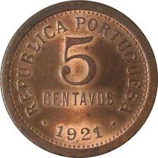 Pièces de monnaie du monde en bronze, de Portugal
