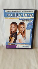 Mary Kate & Ashley So Little Time Volume 2 ~ Boy Crazy  - DVD ~ OOP