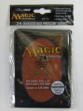 Ultra pro oversized fundas/sleeves-Magic card back (24)