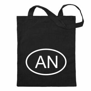 Netherlands An Cotton Bag Cloth Bag Shoulder Bag Long Handle