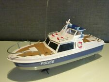Dickie R/C Police Launch