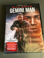 Gemini Man (DVD, 2019) New / Sealed!