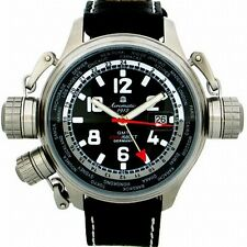 GERMAN XXL SWISS-GMT-movement-Worldtour protecting crowns system A1300