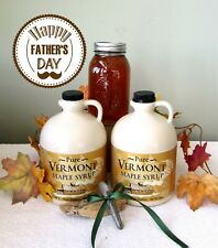 1 Gl Vermont Maple Syrup~Sweet Father'S Day Gift~Ships Free to Your Special Dad!