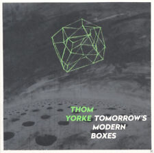 Thom Yorke (Radiohead) - Tomorrow's Modern Boxes - 180gram White Vinyl LP *NEW*