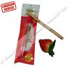 Bâton Siwak à la Fraise Miswak Haute Qualité Strawberry Siwak, Siwak de Fresa