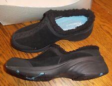 Sz 6.5M Explore24 Easy Spirit Sheltie Black Women's Shoes