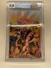X-Men Children Of The Atom #1 - Homage Variant - IN HAND CGC Grade 9.8