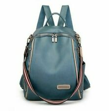 Women 's Backpack Wild Quality Soft Leather Leisure Travel Large Capacity