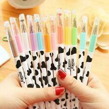 12pc Color Pen School Cute Gel Pens 12 Color Diamond Student Supplies R6Z7
